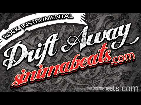 DRIFT AWAY Instrumental (Sad Rock Beat 2013) Sinima Beats