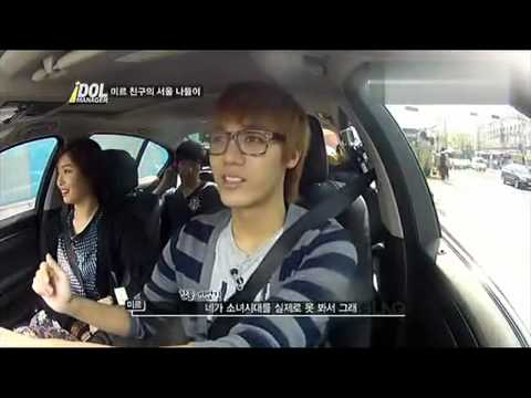 [HD] 120914 MBLAQ Idol Manager EP.05 (Full)