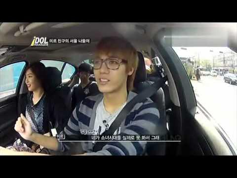 [HD] 120914 MBLAQ Idol Manager EP.05 (Full)