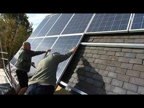 EnergyMyWay Solar Panel Installation