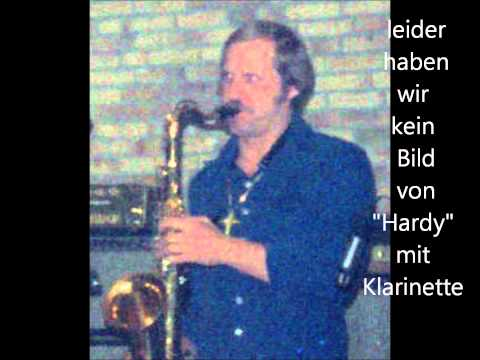 Hardy´s Band - Wild Cat Blues (Cover-Version) frei nach Chris Barber and his Jazz Band