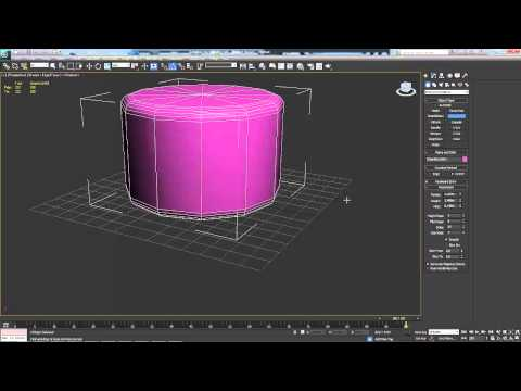 Beginner's Guide to 3ds Max -- 03: Creating and Editing Primitives by Isaac Oster