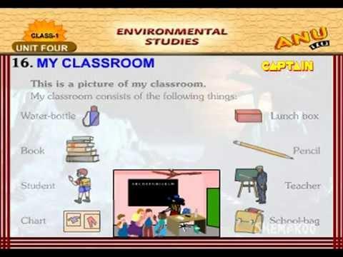 Kids Educational Videos - My Classroom