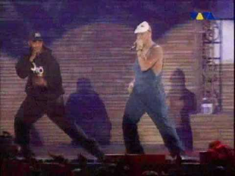 Eminem - I'm Back / Kill You / Under the Influence live