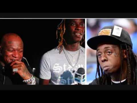Lil Wayne and Young Thug Sneak Diss Each Other over Club Appearances.