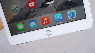 Vidéo : iPad Air 2