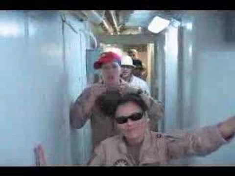 Navy Carrier Squadron Pump It