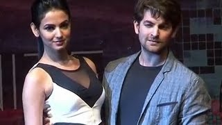 Neil Nitin Mukesh & Sonal Chauhan Promote '3G'