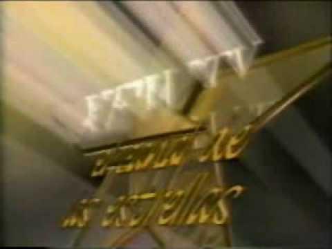 Logos de XEW-TV Canal de las Estrellas (1991-2009)