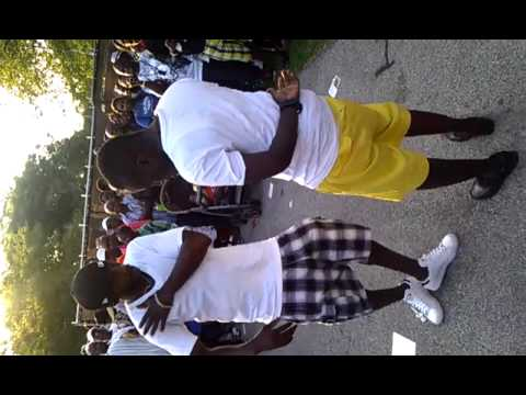 Azonto AllStars Dance Battle