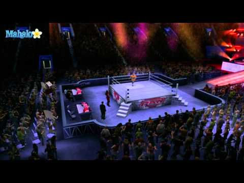 Smackdown Vs Raw 2011 - Road to Wrestlemania - John Cena Vs MVP