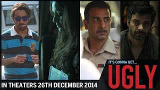UGLY - New Theatrical Trailer | Anurag Kashyap | Releasing 26th December 2014