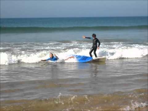 Aula Surf CSFaro 15 Setembro 2012
