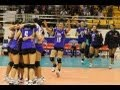 Thailand VS Japan AVC Volleyball 2013 Pool E Full Match