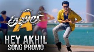 Akhil - Ninnu Chusi Chusi Song Promo