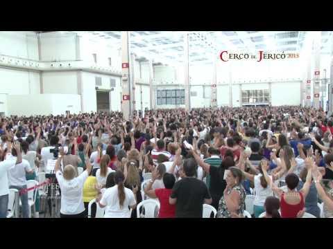 Cerco de Jericó 2015 - Boletim 08/01/2015