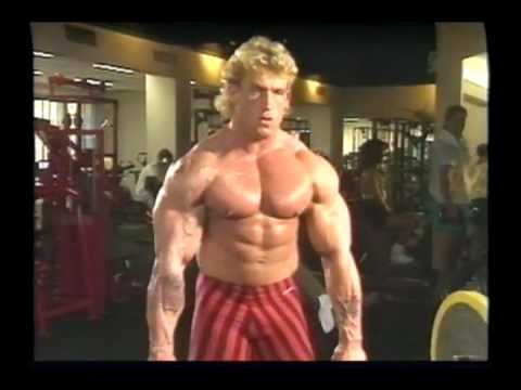Joe Weider's Bodybuilding Training System: Tape 8 - Nutrition & Diet