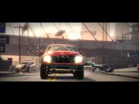 [E3 2012] Need for Speed Most Wanted - E3 Announcement Trailer