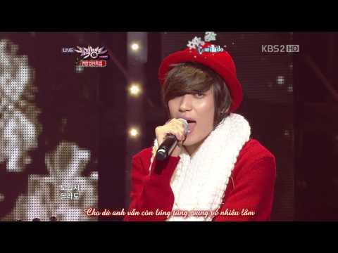 Niel (TEEN TOP) ft Juniel hát giáng sinh Be Ma Girl