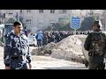 إيقاف إجلاء مقاتلي #المعارضة وأسرهم من حي الوعر  - نشر قبل 11 ساعة