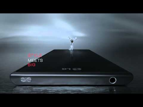 LG Optimus L7 (P700) commercial