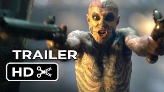 47 Ronin Official Trailer (2013) - Keanu Reeves Samurai Movie HD