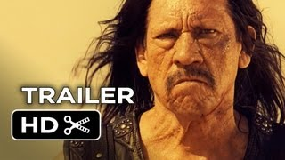 Machete Kills Official Trailer (2013) - Jessica Alba, Charlie Sheen Movie HD