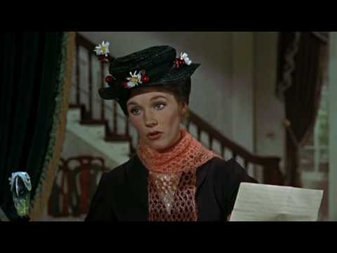 MARY POPPINS - Education Series, Part 1:  From Literary Inspiration to the Silver Screen
