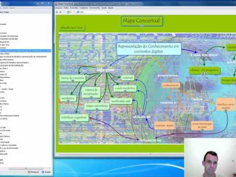 Avaliação de aprendizado através de Mapas Conceituais