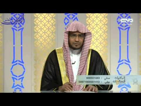 شاهد بالفيديو..مغترب يستأجر مكانًا للصلاة فيه !! - الشيخ صالح المغامسي