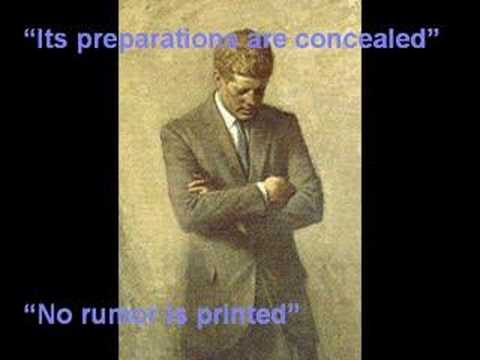 JFK telling us the 911 truth