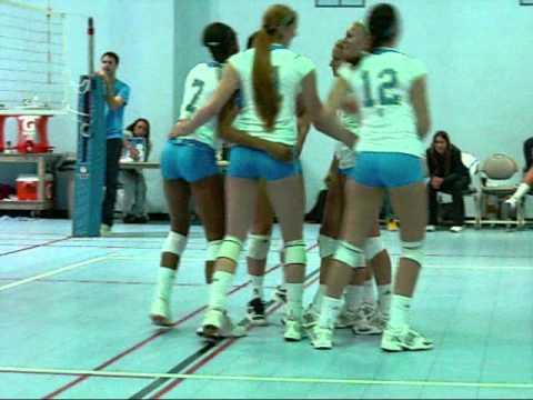 UCLA Women's Volleyball 2011  Alumni Match - Set #1