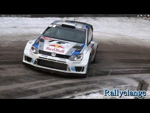 WRC Leg 1 Monte Carlo 2013 [HD]