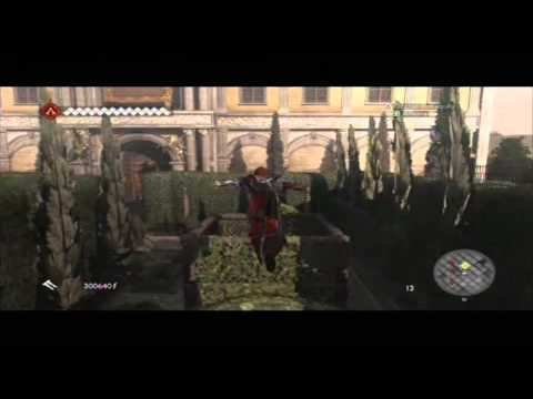 Assassin's Creed Brotherhood (ITA) La Scomparsa Di Da Vinci parte 2