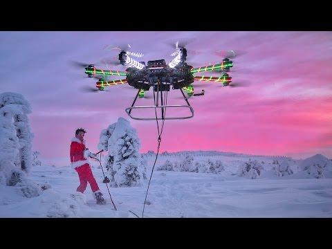 WORLDS LARGEST HOMEMADE DRONE - UCtinbF-Q-fVthA0qrFQTgXQ