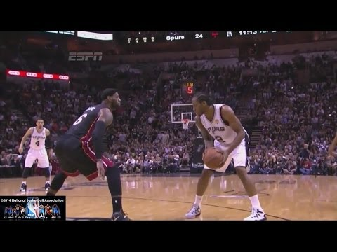 Kawhi Leonard Spurs Highlights 2013/2014 Part 2