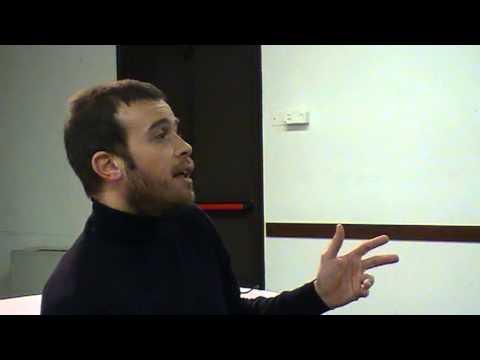 08 03 2013 - Consumo di suolo, cementificazione, qualità del territorio - Luca Martinelli