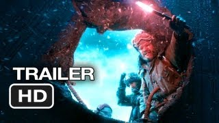 The Colony Official Trailer (2013) - Laurence Fishburne Movie HD