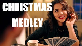Christmas Medley | Alyssa Bernal x TJ Brown