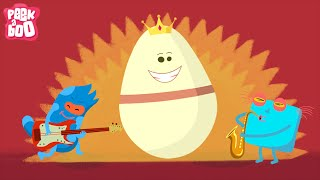 Humpty Dumpty | Nursery Rhymes And Songs For Kids | Popular English Rhymes
