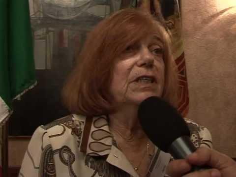 07.10.2011 Presentato in Regione libro su Suor Angèle