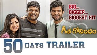 Geetha Govindam 50 Days Trailer