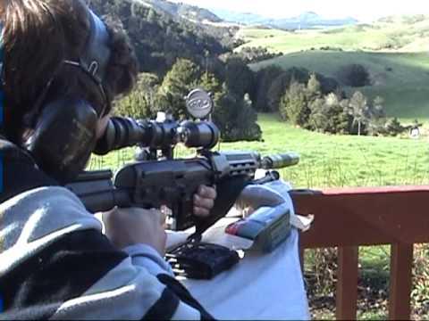 HK USC & Dragunov Tigr (SVD) shooting day