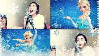 Frozen - Let It Go - Idina Menzel (Cover by Kate Kim)