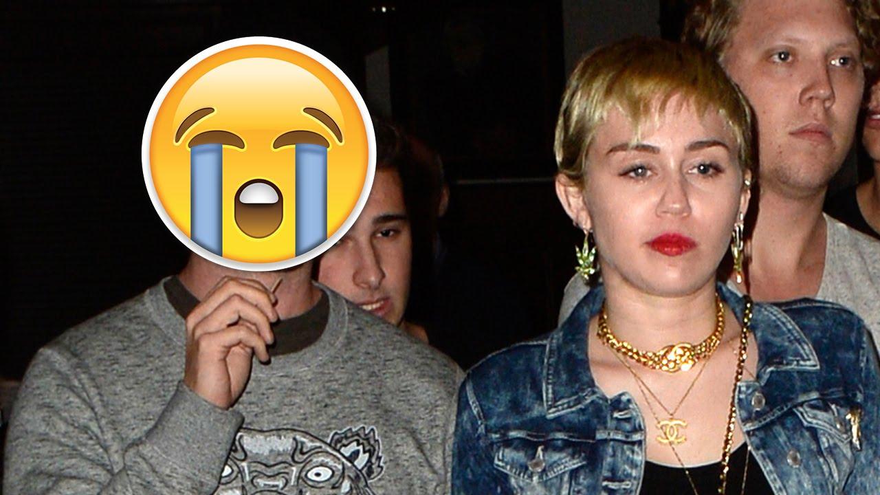 Patrick Schwarzenegger Heartboken Over Miley Cyrus's Pain