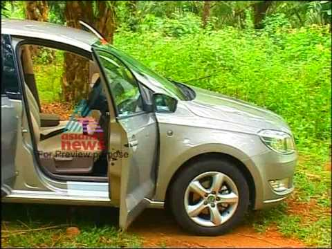 Skoda Rapid-Smart Drive Jan 01, Part 1