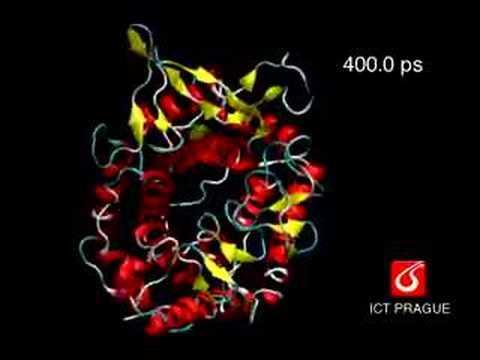 Molecular dynamics simulation -E0NE2bHIT34