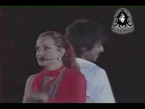 Anna Vissi & Constantinos Christoforou - Pote Mi Les Pote, Tsirion Stadium (2003) []