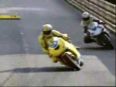 Macau GP 54  2007 Motorcycle race