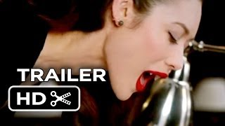 Vampire Academy Official Trailer (2014) - Olga Kurylenko Movie HD